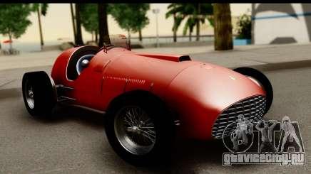 Ferrari 375 F1 для GTA San Andreas