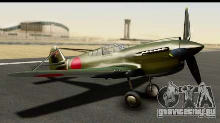 P-40E Kittyhawk IJAAF для GTA San Andreas