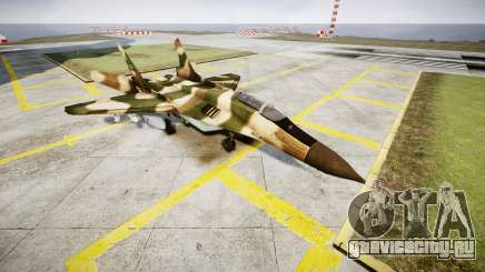 МиГ-29 для GTA 4