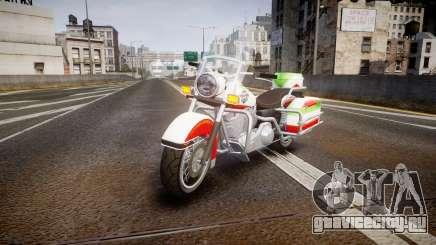 GTA V Western Motorcycle Company Sovereign IRN для GTA 4