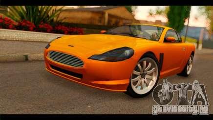 GTA 5 Dewbauchee Super GT для GTA San Andreas