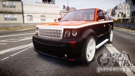 Vapid Huntley Sport RS для GTA 4
