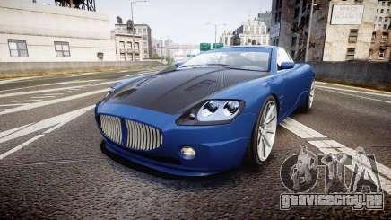 GTA V Ocelot F620 R для GTA 4
