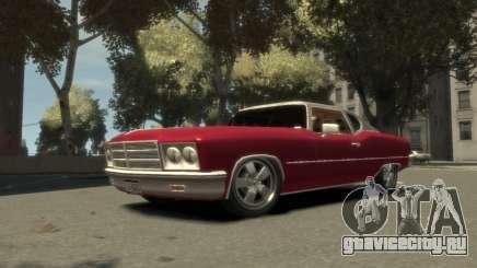 GTA 3 Yardie Lobo HD для GTA 4
