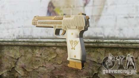 Desert Eagle Skin from GTA 5 для GTA San Andreas второй скриншот