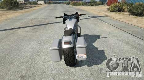 California State License plate для GTA 5 второй скриншот