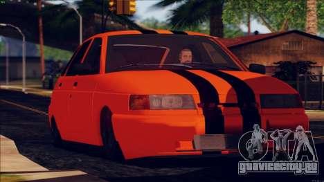 ВАЗ 2112 Turbo для GTA San Andreas