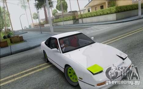 ENB Series Settings for Medium PC для GTA San Andreas третий скриншот
