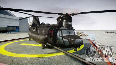 Boeing CH-47G Chinook [EPM] для GTA 4