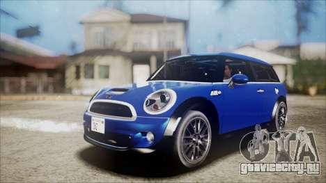 Mini Cooper Clubman 2011 Sket Dance для GTA San Andreas