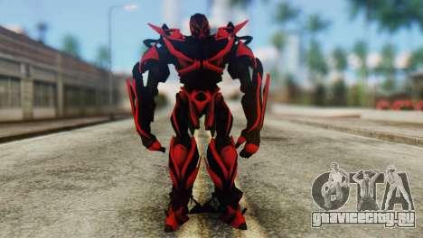 Stinger Skin from Transformers для GTA San Andreas второй скриншот