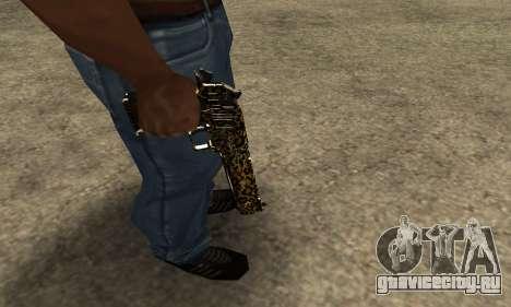 Leopard Deagle для GTA San Andreas