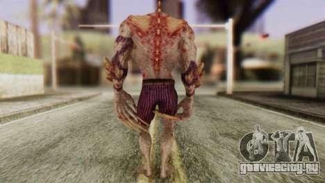 Titan Powered Joker from Batman Arkham Asylum для GTA San Andreas третий скриншот