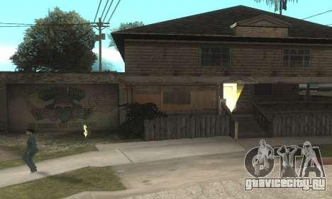 Welcome Back для GTA San Andreas второй скриншот