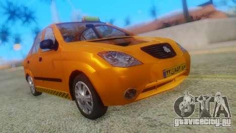Tiba Taxi v1 для GTA San Andreas