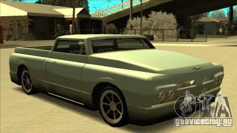 Slamvan Final для GTA San Andreas двигатель