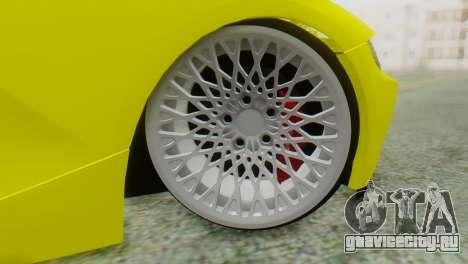 BMW Z4 Ens Yapım для GTA San Andreas вид сзади слева
