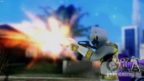 Power Rangers Skin 5 для GTA San Andreas третий скриншот
