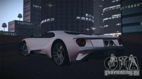 ENB by OvertakingMe (UIF) for Powerfull PC для GTA San Andreas одинадцатый скриншот