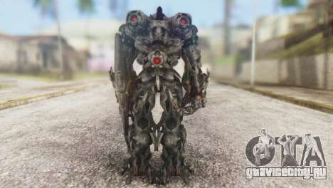 Shockwave Skin from Transformers v1 для GTA San Andreas третий скриншот