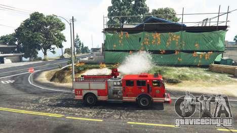 Работа в пожарной службе v1.0-RC1 для GTA 5 второй скриншот