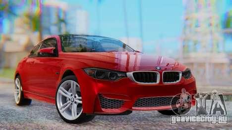 BMW M4 2015 HQLM для GTA San Andreas