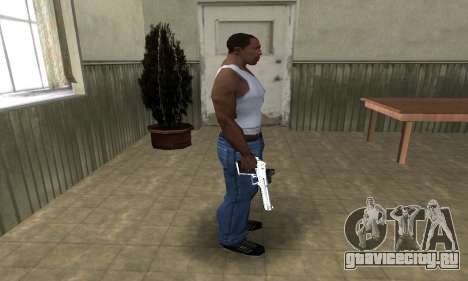 Tiger Deagle для GTA San Andreas третий скриншот