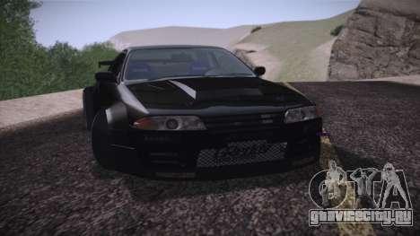 ENB by OvertakingMe (UIF) for Powerfull PC для GTA San Andreas шестой скриншот