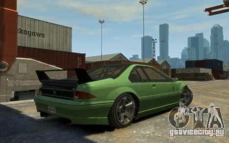 Vapid Fortune Drift для GTA 4 вид слева