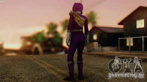 Power Rangers Skin 7 для GTA San Andreas второй скриншот