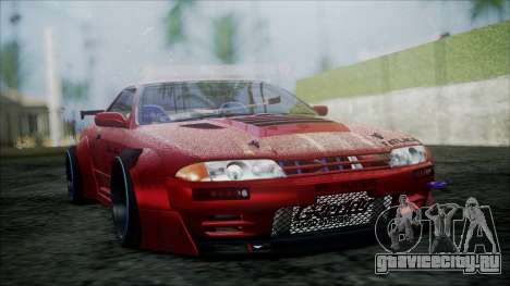 Nissan Skyline GT-R R32 Battle Machine для GTA San Andreas вид справа