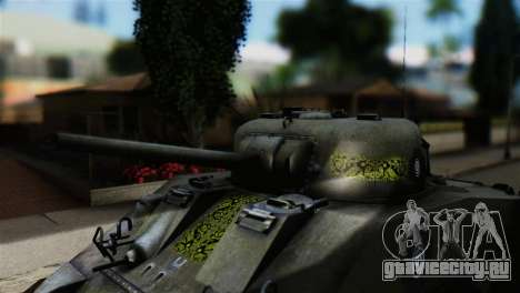 M4 Sherman Gawai Special для GTA San Andreas вид справа