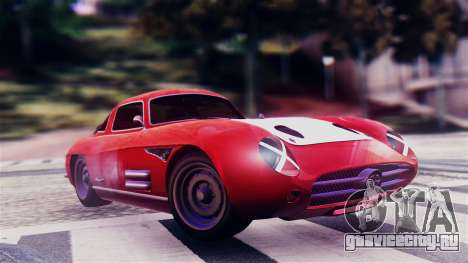 GTA 5 Benefactor Stirling GT для GTA San Andreas