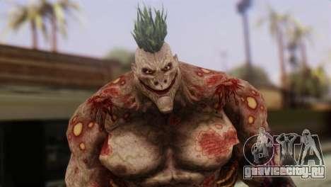 Titan Powered Joker from Batman Arkham Asylum для GTA San Andreas