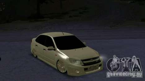 ВАЗ 2190 Sport для GTA San Andreas