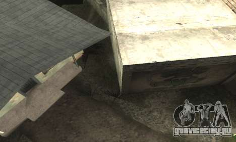 Welcome Back для GTA San Andreas четвёртый скриншот