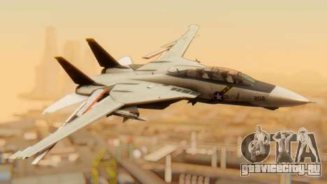 F-14A Tomcat VF-202 Superheats для GTA San Andreas