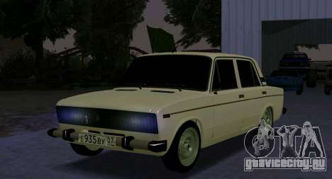 ВАЗ 2106 для GTA San Andreas