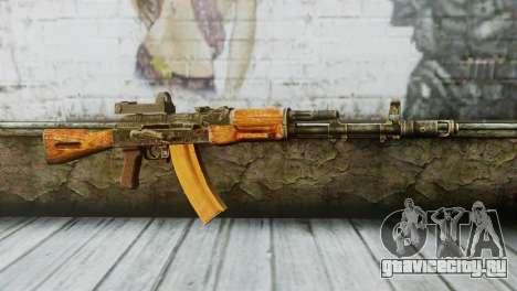 AK-74 Sight для GTA San Andreas