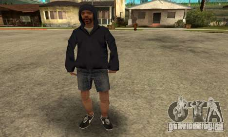 Cool Bitch Five для GTA San Andreas третий скриншот