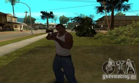 Leopard Deagle для GTA San Andreas третий скриншот