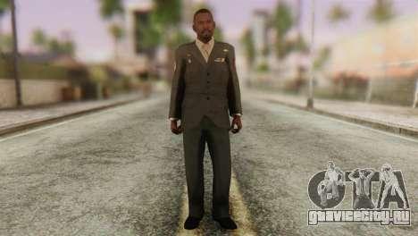 GTA 5 Skin 2 для GTA San Andreas