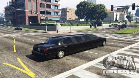 Вызов лимузина v0.6b для GTA 5 второй скриншот