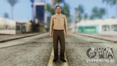 GTA 5 Skin 4 для GTA San Andreas