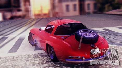 GTA 5 Benefactor Stirling GT для GTA San Andreas вид слева