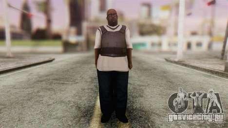 Big Smoke Skin 4 для GTA San Andreas второй скриншот