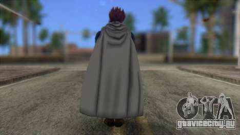 Dragon Ball Xenoverse Mysterious Warrior для GTA San Andreas второй скриншот