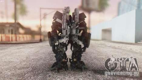 Ironhide Skin from Transformers v3 для GTA San Andreas третий скриншот