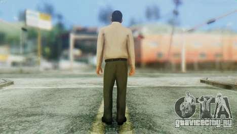 GTA 5 Skin 3 для GTA San Andreas второй скриншот