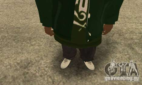 Groove St. Nigga Skin First для GTA San Andreas третий скриншот